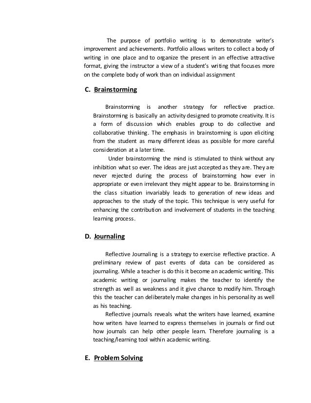the teacher as a reflective practitioner Journal of education for teaching, vol 17, no 2, 1991 139 the reflective practitioner and the curriculum of teacher education susan adler school of education, university of missouri—kansas city, 5100 rockhill road.