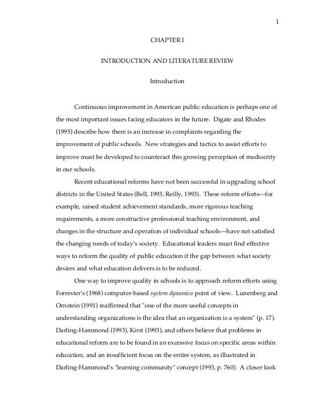 proposal writing research paper variables