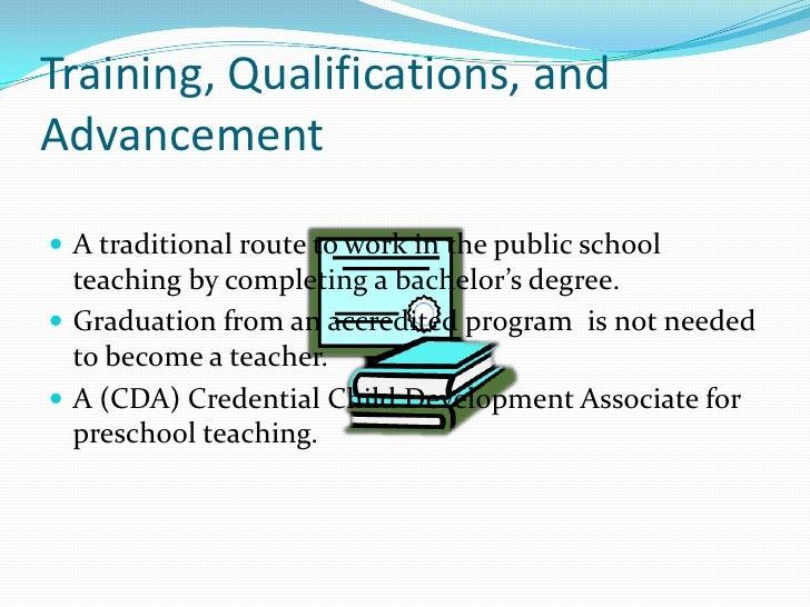 Teacher Career Outlook