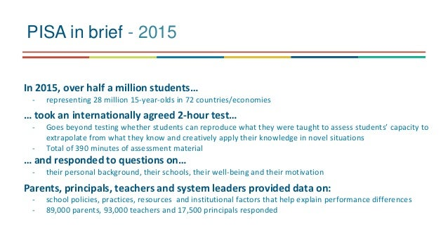 Teacher Policy and Practice -  Insights from PISA Slide 2
