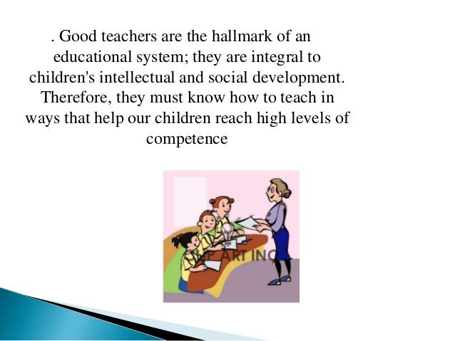 to become a good teacher What makes a great teacher teaching is one of the most complicated jobs today it demands broad knowledge of subject matter, curriculum, and standards enthusiasm, a caring attitude, and a love of learning knowledge of discipline and classroom management techniques and a desire to make a difference in the lives of young people.