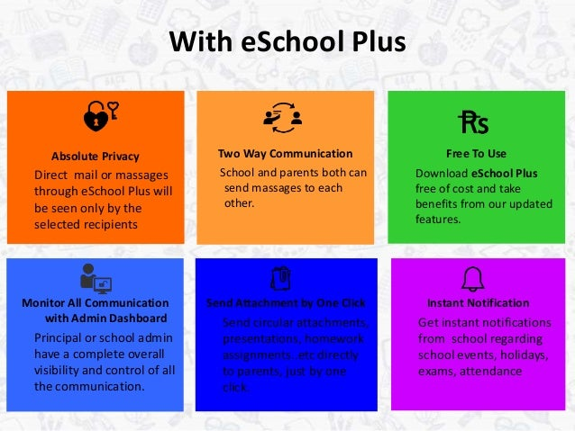 eSchool App Benefits for Teachers