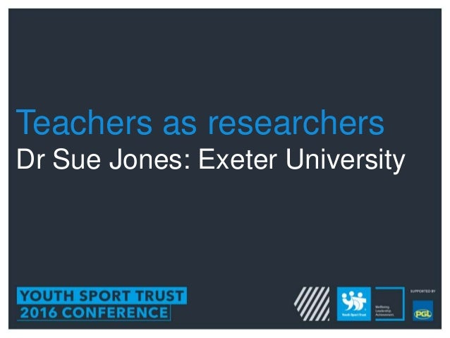2016 Conference - Teachers as researchers