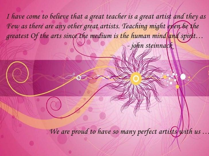 Teachers day ppt