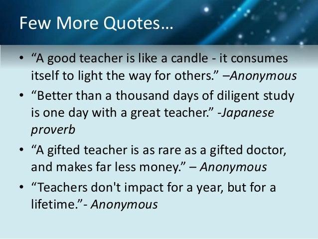 Teacher's day Presentation