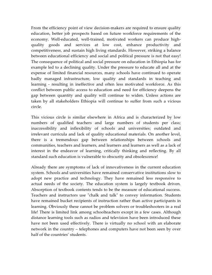 Essay about teachers job