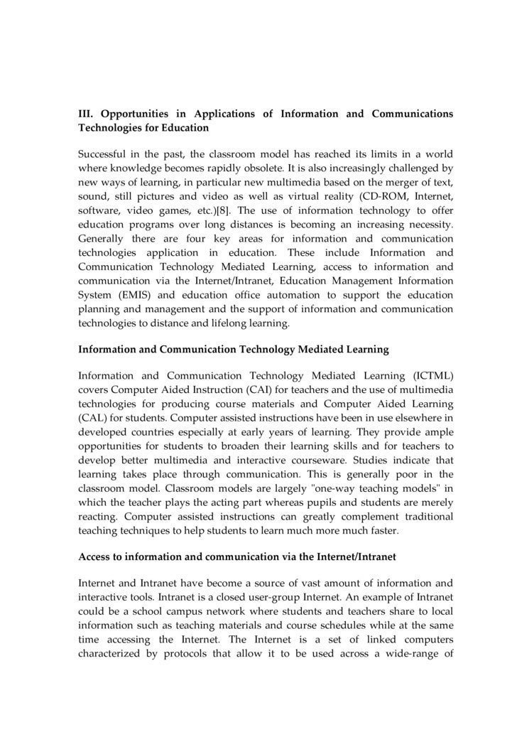 telephone communication essay The importance of communication within organizations: a research on two 5 star hotels in antalya region prof dr cem l boyaci communication, information sources, interaction between employees and managers telephone/mobile telephone (29%) and group meeting (9%) graphic 4.