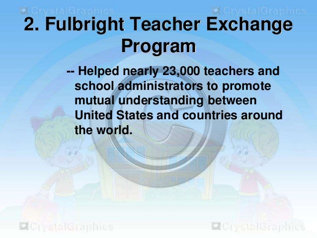 Teachers Exchange Program