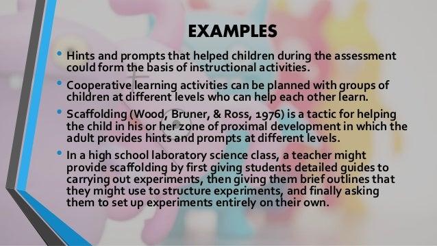 Vygotsky Classroom Design : Teachers implications on vygotsky theory