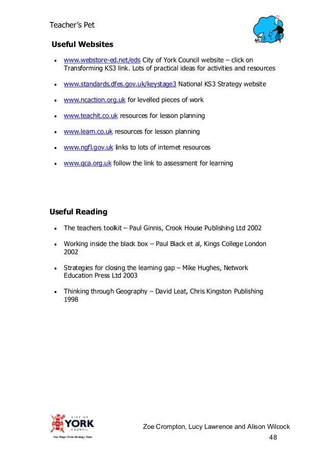 teachers toolkit paul ginnis pdf