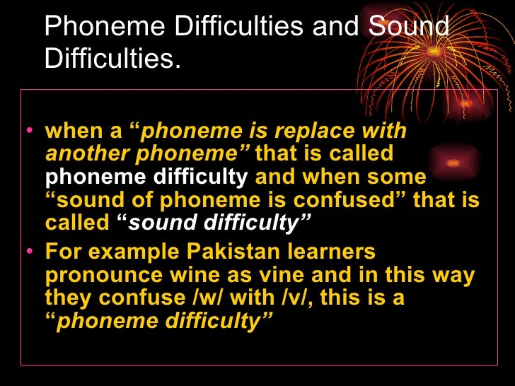 how to teach english phonetics and phonology