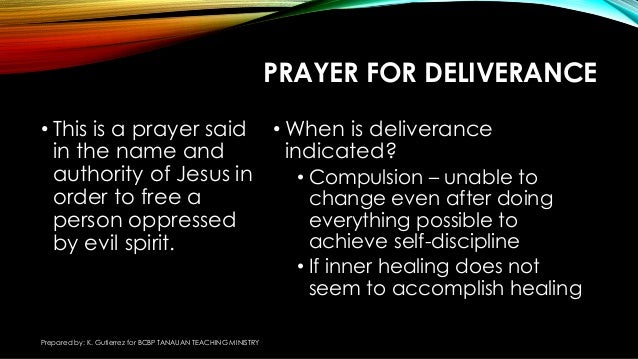 Praying for Healing - The Whys and Hows