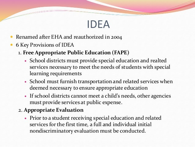 Special Education in an Era of Inclusion and Standards
