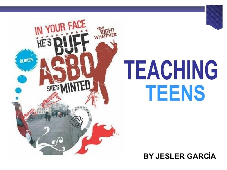 TEACHING TEENS BY JESLER GARCÍA