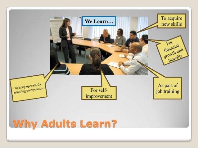 Training Adult Education 22
