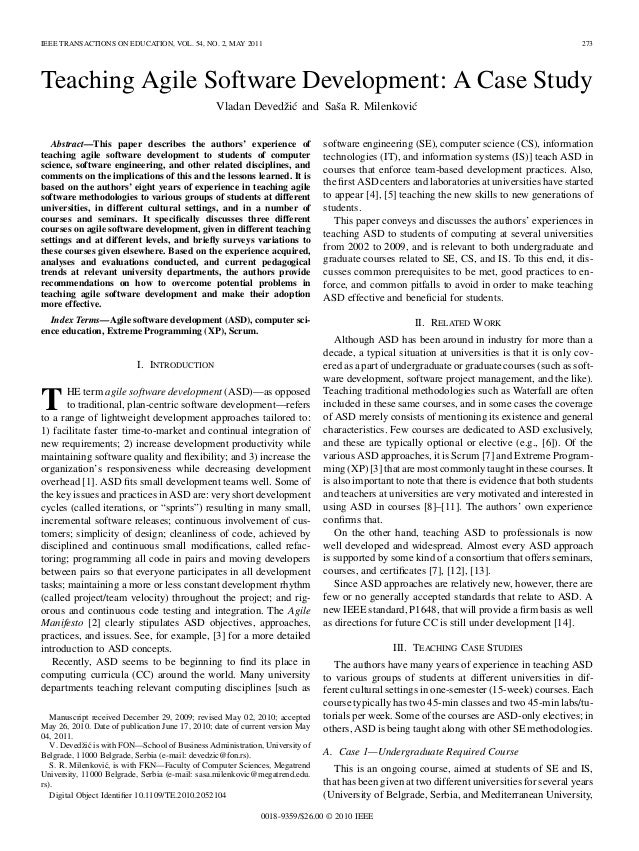 IEEE TRANSACTIONS ON EDUCATION, VOL. 54, NO. 2, MAY 2011                                                                  ...