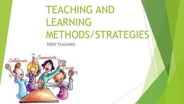 teaching methods and strategies pdf