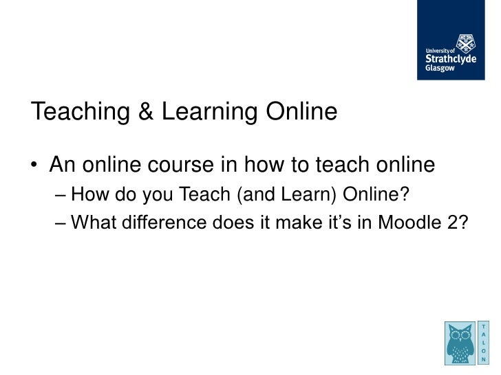 Moodle at Southeastern