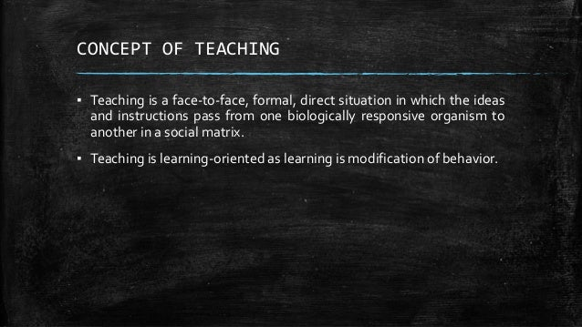 Teaching aptitude Slide 2