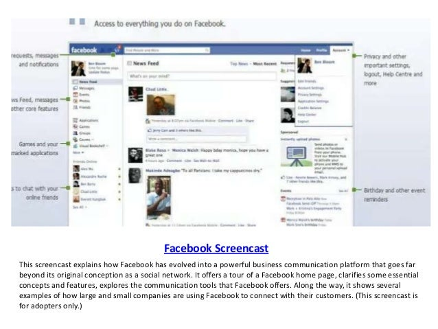 communication through facebook How social media is changing language  facebook has also done more than  the opinions and other information contained in oxfordwords blog posts and comments do.