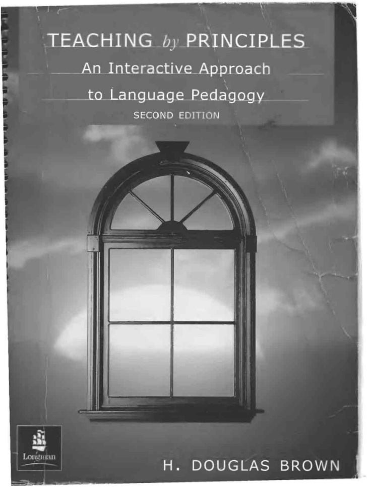 Teaching by Principles - Brown