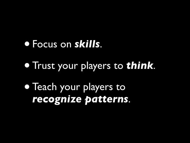 Teaching Defense