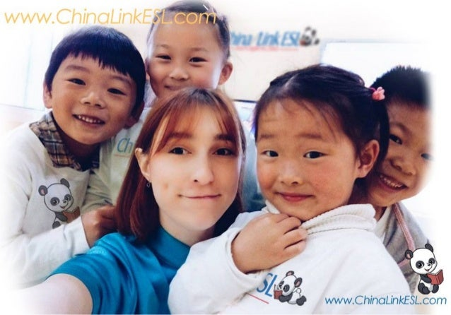 Teaching english in china with china link esl