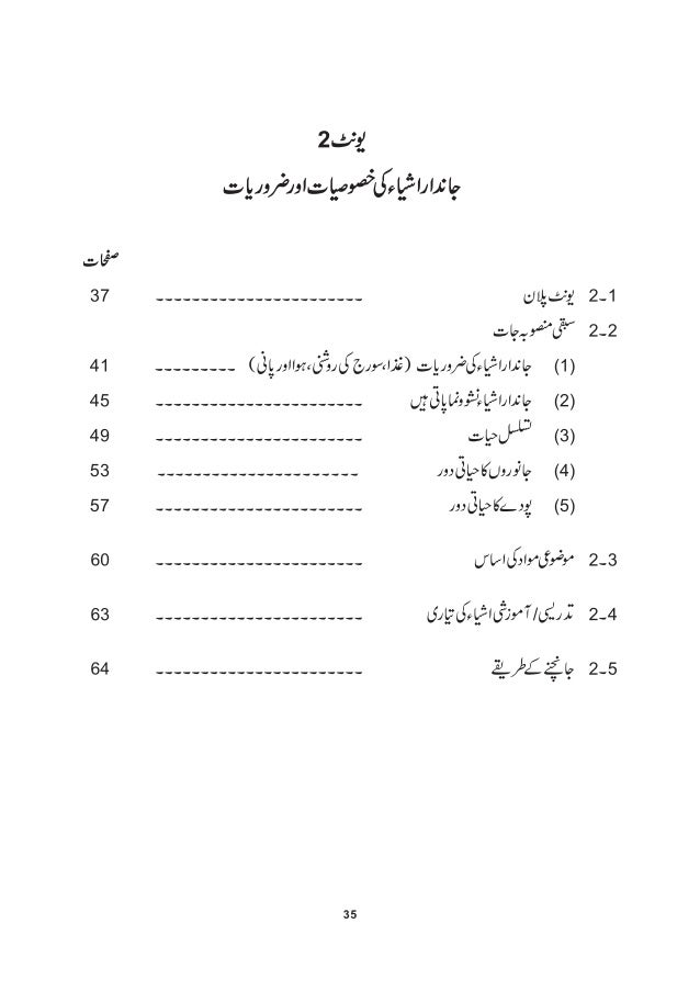 urdu guide for class 6th