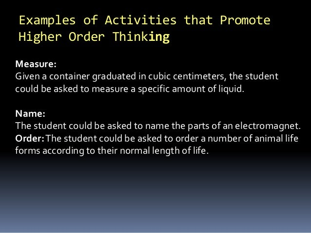 Critical Thinking In Education Pinterest