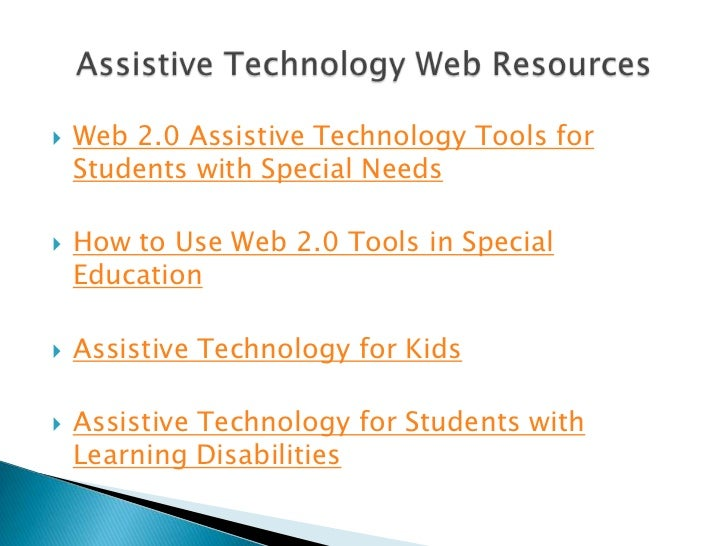 Teaching in an Inclusion Setting and Assistive Technology