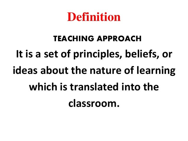 Enhancing Teaching and Learning Process
