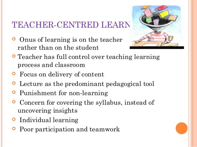 Excellence in Teaching learning process Slide 6
