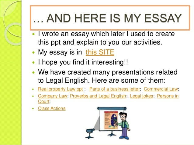 a creative essay about law Welcome to online essay storage studentshare database best place to find paid and free essays humanitarian english biographies literature creative writing.