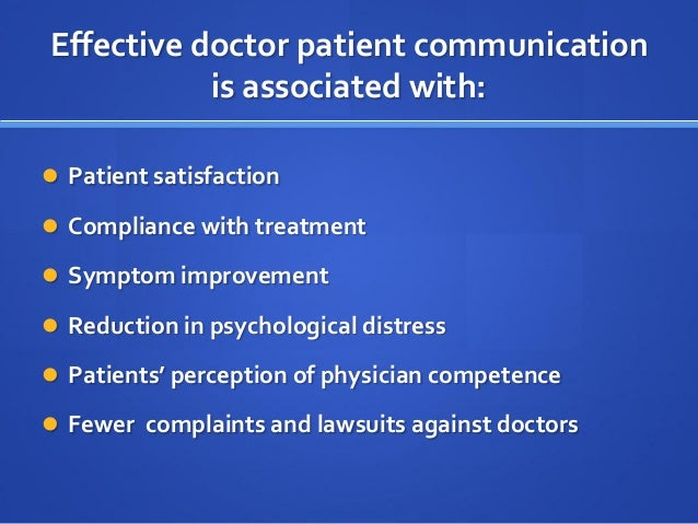 The challenge of patient adherence