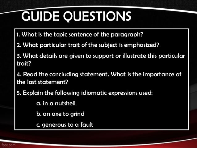 teaching of writing sample lesson plan  faultguide questions 12