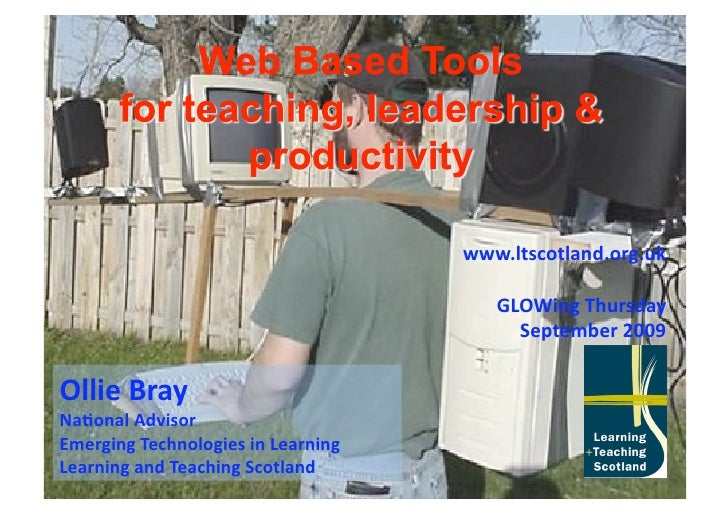 www.ltscotland.org.uk                                          GLOWingThursday                                         ...