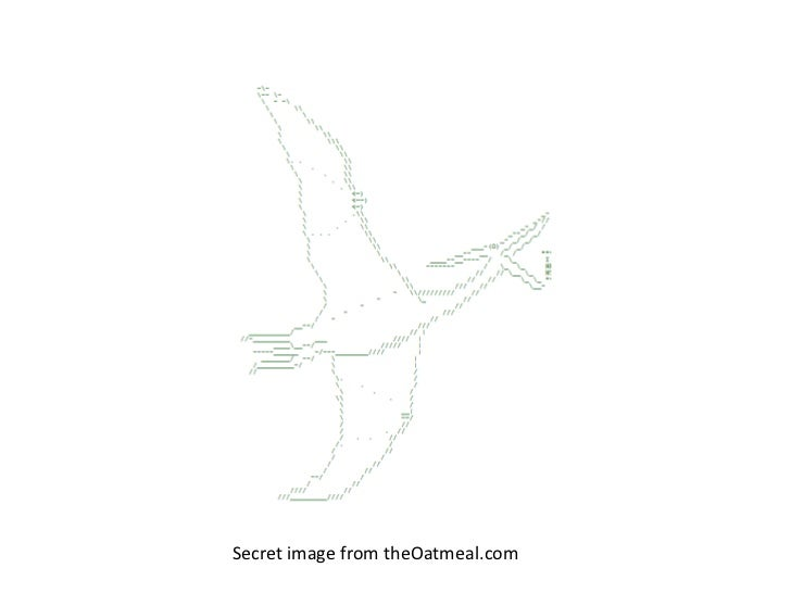 Secret image from theOatmeal.com<br />