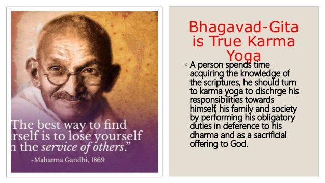 renunciation and asceticism in the bhagavad gita Issuu is a digital publishing platform that  pertains to renunciation or asceticism  new study of bhagavad gita in 3rd chapter it is stated that one who.