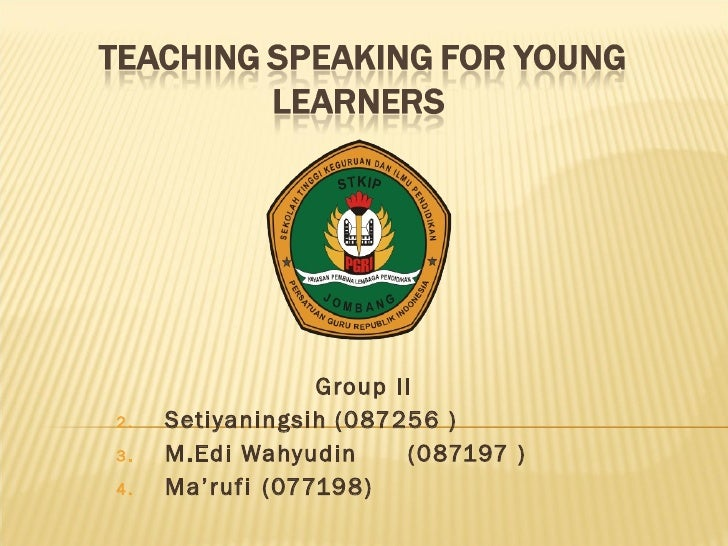 30-hour Teaching Young Learners Course