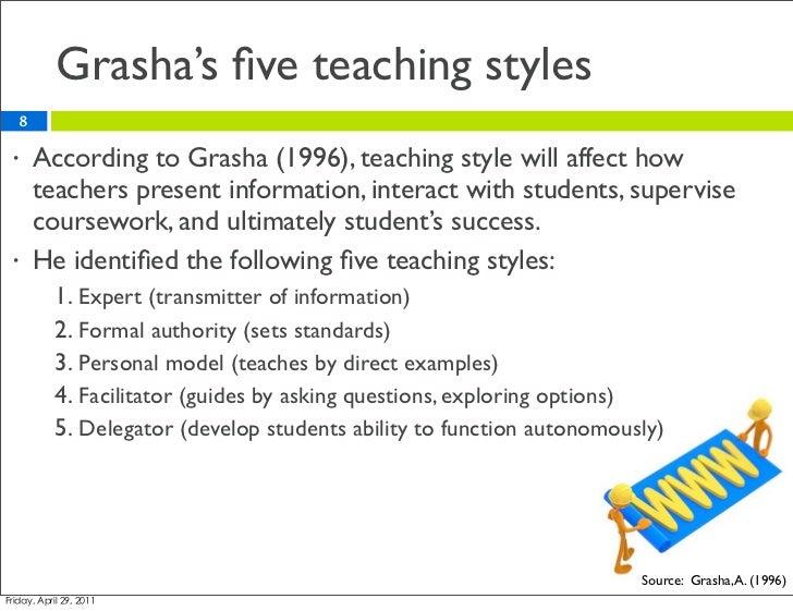 Effect Teaching Styles