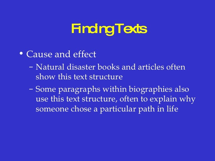 Top Fifty Cause and Effect Essay Topics Suggestions