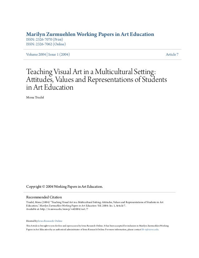 multicultural setting in education Teachers also set personal and professional goals to take courses and training to understand new cultures and to locate resources to create classroom teaching units and lesson plans that incorporate multiculturalism  master of professional studies humanistic/multicultural education teacher certification program resources (7.