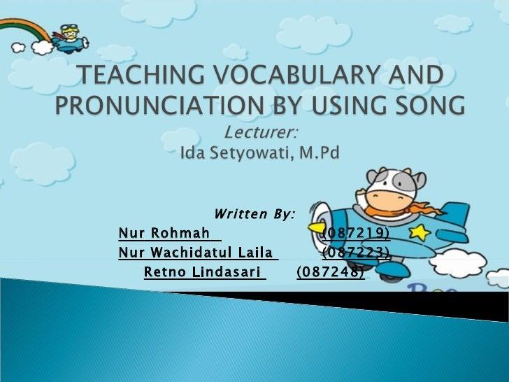 Using computers in language teaching