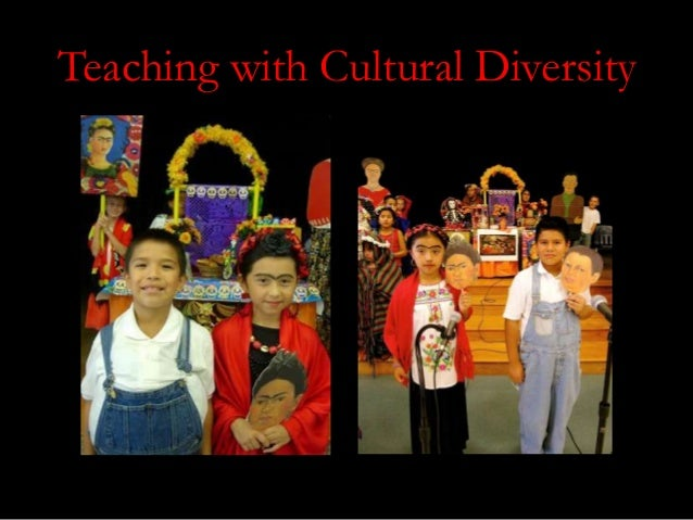Teaching with Cultural Diversity