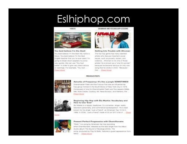 Englishbaby.com/lessons/celebrities/music