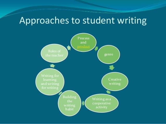 process approach to writing pdf