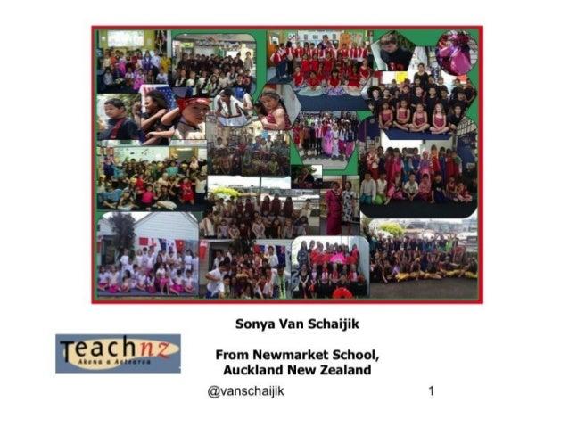 TeachMeet International April 2013