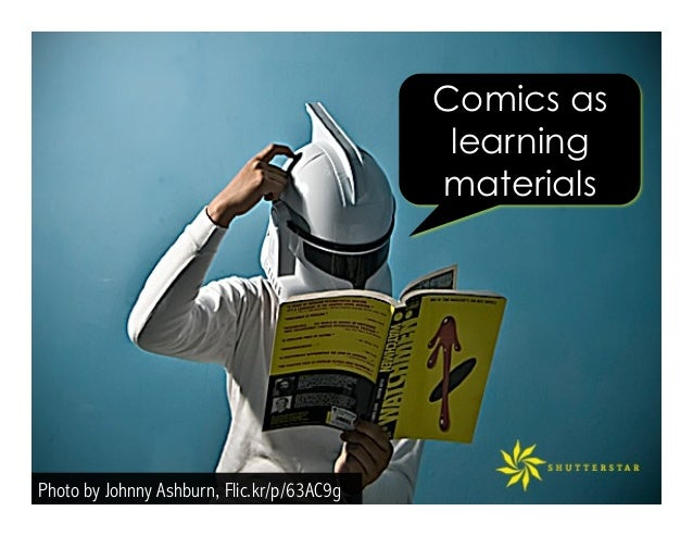 Teaching with Comics! Tools & Apps Slide 3