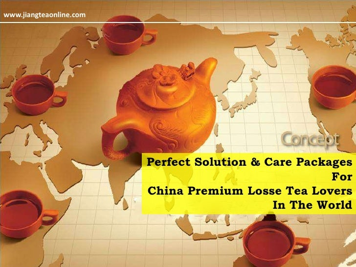 www.jiangteaonline.com                         Perfect Solution & Care Packages                                           ...