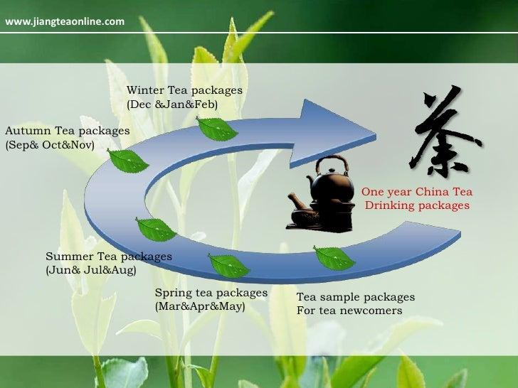 Tea friend-seasonal package Slide 3